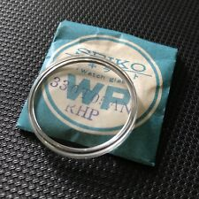 NOS GENUINE CRYSTAL FOR GRAND SEIKO5722-9000 5722-9001 GS 330T05AN SS CASE