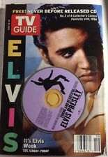 TV Guide May 8-14 Elvis With Young And Beautiful CD Cover #2