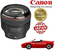 Canon 85mm F1.2L EF Mark II USM Auto Focus Telephoto Lens 1056B002 (UK Stock)