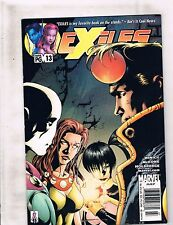 Lot Of 8 Exiles Marvel Comic Books # 13 14 15 16 17 18 19 20 21 Wolverine RC4