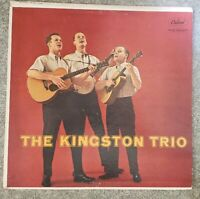 The Kingston Trio - The Kingston Trio (Vinyl LP - Used G+/VG-)