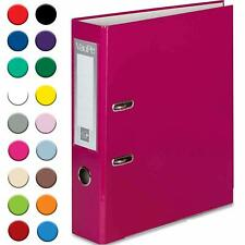 More details for a4 75mm large metal lever arch files folders ring binder paper document storage