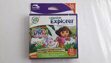 DORA THE EXPLORER DORA'S WORLDWIDE RESCUE LEAPSTER LEAP FROG GAME BRAND NEW