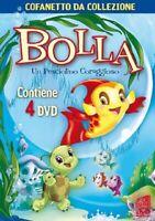 Bolla - Un Pesciolino Coraggioso (Cofanetto 4 DVD) Nuovo