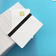 J2A040 40k Memory W/ 2 Track Hi CO MagStripe Card Com JCOP 21 36K Java Card 5PCS