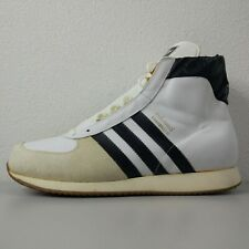 Trainers Adidas Adimed 6 Vintage Sz White Sneaker High Mens