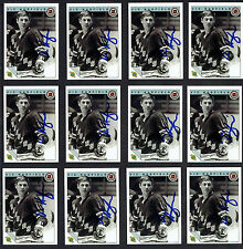 Vic Hadfield #21 signed autograph 1992 Ultimate Original Six Hockey Cards (12)