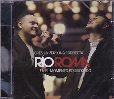 Rio Roma Eres la Persona Correcta En El Momento Equivocado CD New Nuevo Sealed
