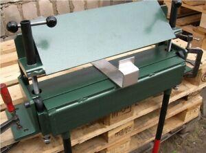 Sheet Metal Bender, Folder, Bending Brake Machine 500mm / 3mm (20') Bending Brak
