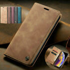 Magnetic Leather Wallet Case For iPhone 13 12 Pro Max 11 8 76 X XS XR Flip Cover