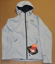 NEW The North Face APEX Flex GTX Gore-Tex Men's Jacket Light Heather Grey Small