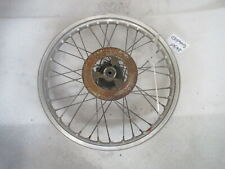 Derbi Savannah 50 FDS Felge hinten Hinterrad 1,60  x 18 ZOLL Speichenfelge Wheel