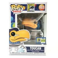 Funko Pop Ad Icons SDCC 2020 Toucan 103 Limited Edition