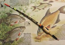 ONE TRADITIONAL LANCASHIRE, BALSA AND QUILL TENCH / BREAM FLOAT