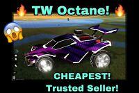 [XBOX] Rocket League Titanium White (TW) Octane Import CHEAPEST *Trusted Seller*