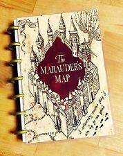 Harry Potter Marauder's Map Cover Set 4 use with the MINI Happy Planner