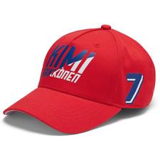 Ferrari Kimi Raikkonen #7 Hat in Red