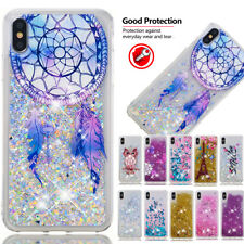 Christmas Gift Liquid Quicksand Mobile Phone Case For Iphone XR XS MAX Cover
