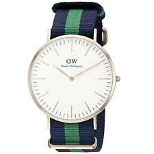 Daniel Wellington Mens Classic Warwick Quartz Watch 0105DW