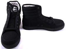 Vlado Footwear Shoes Spectro-3 Lo Luxury Kicks Black Sneakers Men 9 Womens 10.5