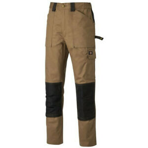 Dickies Grafter Duo Tone GDT Trousers Khaki/Black