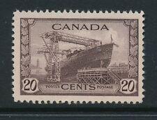 CANADA, 1942 20c very fine MM, cat £22