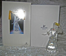 "Swarovski SCS Members Only ""Masquerade Columbine"" w/Stand and Plaque 2000 MIB"