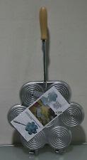 ELETTRO CENTER Backeisen Aluminium Silber (P268-R26)