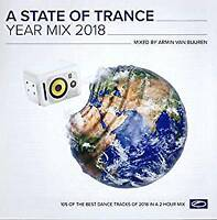 Armin Van Buuren - A State Of Trance Year Mix 2018 (NEW 2CD)