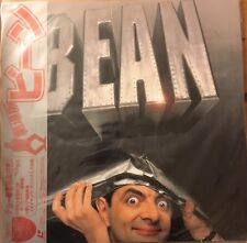 Laserdisc Bean The Movie Japanese With OBI And Insert.