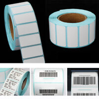 Price Blank Tag Thermal Sticker Waterproof Adhesive Paper Package Label