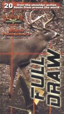 VHS:  SCENTLOK WILDLIFE POINT BLANK'S FULL DRAW......NEW