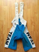 Teaspo Sportswear Men's  TEAM Cycling Bib Shorts Size: L