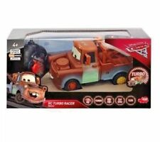 Disney Pixar Cars 3 RC Turbo Racer Mater BRAND NEW