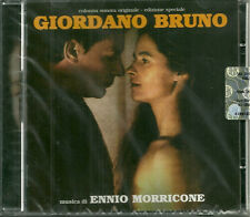 OOP - NEW CD -  GIORDANO BRUNO - Ennio Morricone - GDM - Import LImited 500