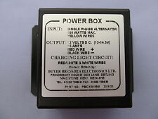 NORTON 12 VOLT 180 WATT BOYER BRANSDEN SINGLE PHASE POWER BOX CHARGING LIGHT 166