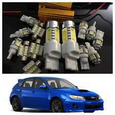 LED Kit Subaru Impreza WRX / STi  Cree Wagon REVERSE 2001+ 10pc 7000k Cool White