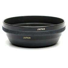 Contax 72/86 Lens Hood Adapter Ring with Hood 1.