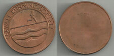 Large Copper Seawall Running Society Medal