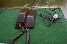 ** ANCIEN TELEPHONE BLANC CONTEMPRA PTT A CADRAN SUPERBE ETAT