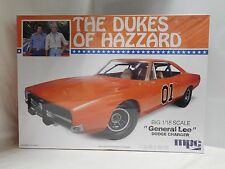 MPC The Dukes Of Hazard GENERAL LEE Dodge Charger 1/16 Scale Model Kit NIP