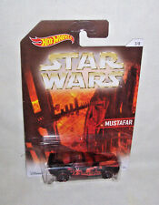HW 2016 STAR WARS PLANET SERIES MUSTAFAR Wal-Mart Exclusive Fast Fish 2/8 DJL06