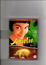 Amelie/ Delicatessen 2 Disc Set - DVD  A6VG The Cheap Fast Free Post