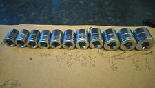 Halfords advanced sockets 9mm -19mm 11 piece 12 point