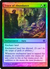 Trace of Abundance FOIL Alara Reborn NM-M White Red Green Common CARD ABUGames