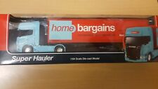1:64 1/64 Diecast Scania Home Bargains Articulated Lorry Truck