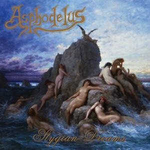 Asphodelus – Stygian Dreams  (CD)