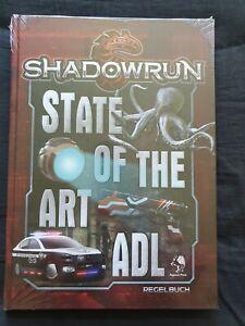 Shadowrun State Of The Art ADL Quellenbuch