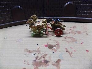 Gladiator's Chariot   Elastolin 40mm