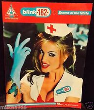 Blink 182 Enema of the State Recorded Guitar Versions Sheet Music Songbook